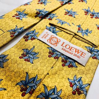 ロエベ(LOEWE)の即購入OK!3本選んで1本無料!Loewe ロエベ ネクタイ 3623(ネクタイ)