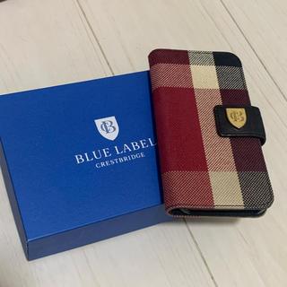バーバリーブルーレーベル(BURBERRY BLUE LABEL)の6s のサイズケース(iPhoneケース)