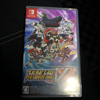 ニンテンドースイッチ(Nintendo Switch)のスーパーロボット大戦V Switch(家庭用ゲームソフト)