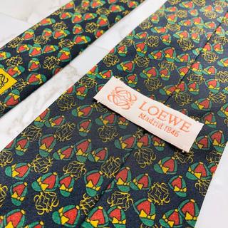 ロエベ(LOEWE)の即購入OK!3本選んで1本無料!Loewe ロエベ ネクタイ 3637(ネクタイ)