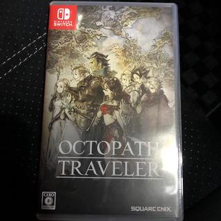 ニンテンドースイッチ(Nintendo Switch)のOCTOPATH TRAVELER(オクトパストラベラー) Switch(家庭用ゲームソフト)
