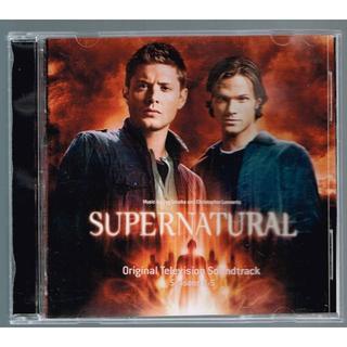 スーパーナチュラル CDオリジナルサウンドトラック SUPERNATURAL(テレビドラマサントラ)