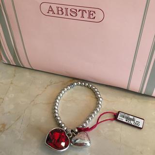 アビステ(ABISTE)のABISTEブレスレット♡半額セール(ブレスレット/バングル)