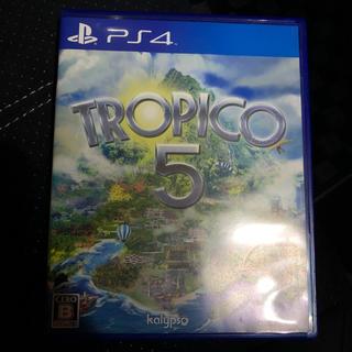 プレイステーション4(PlayStation4)のトロピコ5 PS4(家庭用ゲームソフト)