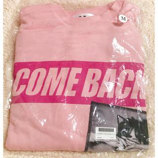 エーケービーフォーティーエイト(AKB48)の22market:COME BACK スウェット ピンク(トレーナー/スウェット)
