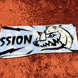 マンウィズアミッション(MAN WITH A MISSION)のMAN WITH A MISSION タオル(タオル)