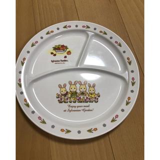 エポック(EPOCH)のシルバニアファミリー ワンプレート お皿(食器)