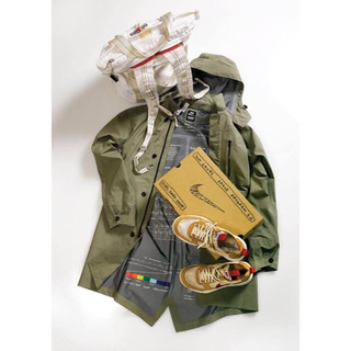Nike Tom Sachs Trench coat トレンチコート xs(トレンチコート)