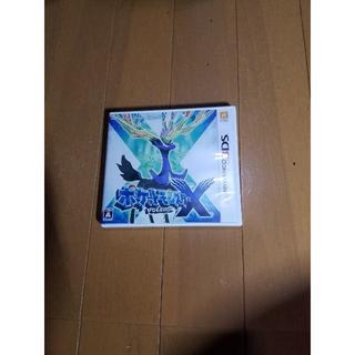 【SUMMER様専用】3DS ポケットモンスター X スーパーマリオ3Dランド(携帯用ゲームソフト)