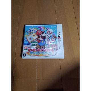 3DS ペーパーマリオ スーパーシール(携帯用ゲームソフト)