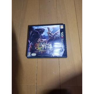 3DS モンスターハンター4(携帯用ゲームソフト)