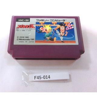 ファミリーコンピュータ(ファミリーコンピュータ)のスパルタンX ファミコン 昭和 レトロゲーム 80年代(家庭用ゲームソフト)