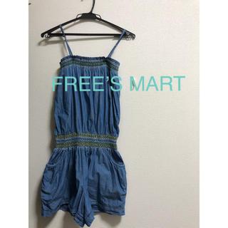 フリーズマート(FREE'S MART)のショートオールインワン FREE'S MART(オールインワン)