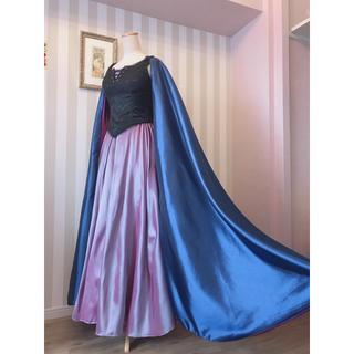 ディズニー(Disney)の❁リトルマーメイド❁ヴァネッサ 衣装セット❁アースラ❁新品❁Dハロ(その他ドレス)