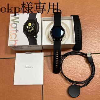 サムスン(SAMSUNG)のSAMSUNG  Galaxy  WATCH(腕時計(デジタル))
