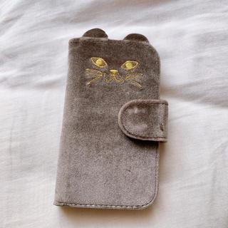全機種対応 スマホケース ネコ 猫(モバイルケース/カバー)