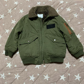 ザラキッズ(ZARA KIDS)のZARA baby フライトジャケット ブルゾン(ジャケット/上着)