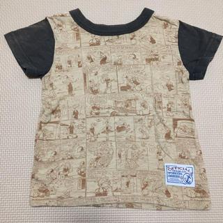 ニードルワークスーン(NEEDLE WORK SOON)のニードルワーク★Tシャツ 100㎝(Tシャツ/カットソー)