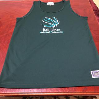 BALL LINE ノースリーブシャツ XS(バスケットボール)