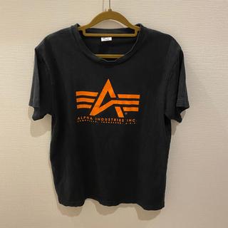 アルファインダストリーズ(ALPHA INDUSTRIES)の半袖 古着 アルファインダストリーズ(Tシャツ/カットソー(半袖/袖なし))