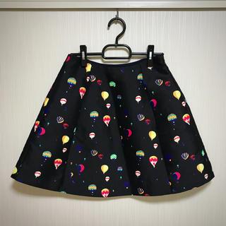 ケイトスペードニューヨーク(kate spade new york)の超美品 kate spade    スカート 気球 バルーン S(ミニスカート)