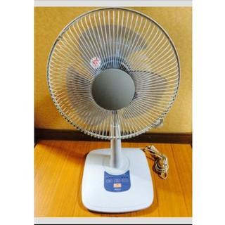 パナソニック(Panasonic)の扇風機 nationalナショナル F-C301P 96年製【引き取り限定】(扇風機)