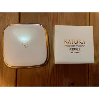 カツウラケショウヒン(KATWRA(カツウラ化粧品))のカツウラ (フェイスパウダー)