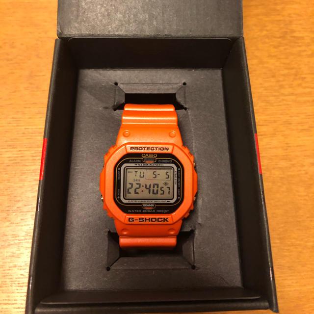 G-SHOCK(ジーショック)のカシオG-SHOCK DW-5600 BEAMS メンズの時計(腕時計(デジタル))の商品写真