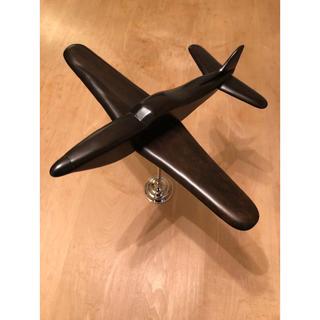 ブライトリング(BREITLING)の非売品 BREITLING 模型飛行機(ノベルティグッズ)