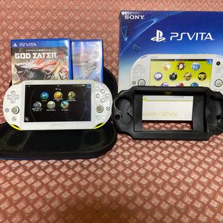 プレイステーションヴィータ(PlayStation Vita)のルンルン様専用品(携帯用ゲーム機本体)