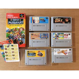 スーパーファミコン(スーパーファミコン)のスーパーファミコン カセット(中古)(家庭用ゲームソフト)