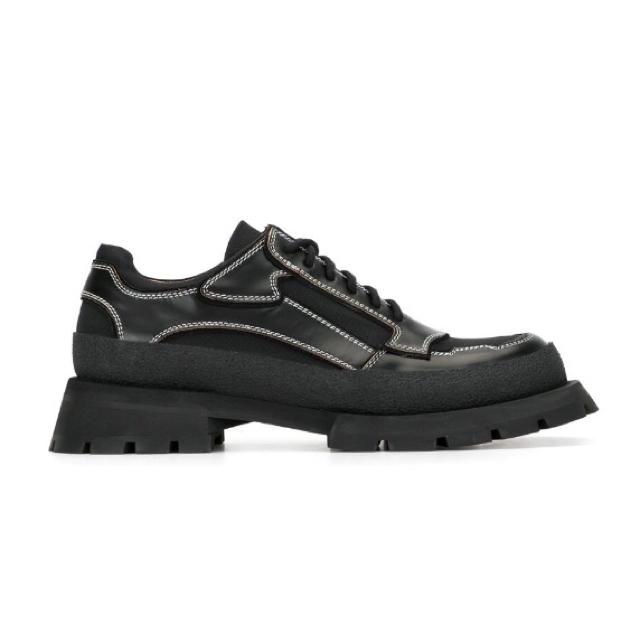 Jil Sander(ジルサンダー)のjil sander derby shoes メンズの靴/シューズ(ドレス/ビジネス)の商品写真