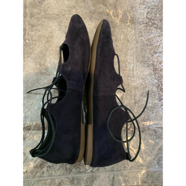 FRAMeWORK(フレームワーク)のレースアップシューズ レディースの靴/シューズ(ローファー/革靴)の商品写真