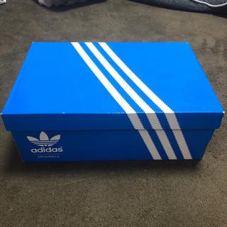 アディダス(adidas)のアディダス 箱のみ(ショップ袋)