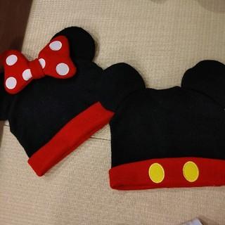 ディズニー(Disney)のディズニーニット帽(ニット帽/ビーニー)
