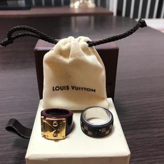 ルイヴィトン(LOUIS VUITTON)の最終値下げ ルイヴィトン リング 超超お得(リング(指輪))
