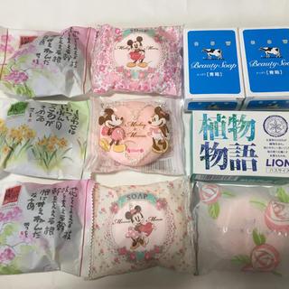 牛乳石鹸 - ボディソープ 固形石鹸 10個セット