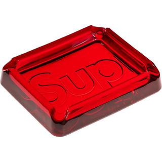 シュプリーム(Supreme)のSupreme Debossed Glass Ashtray シュプリーム 灰皿(灰皿)
