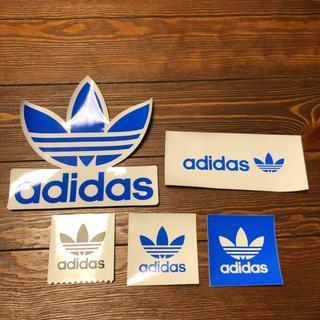 アディダス(adidas)のadidas ステッカー 5枚 韓国(シール)