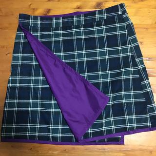コロンビア(Columbia)の【再値下げ】コロンビア  Columbia 巻きスカート Lサイズ(登山用品)