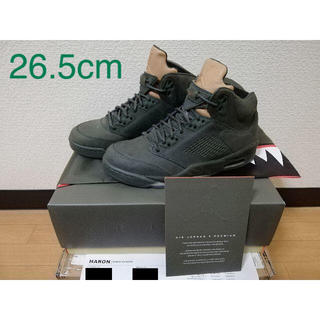 ナイキ(NIKE)のナイキ NIKE AIR JORDAN 5 RETRO TAKE FLIGHT(スニーカー)