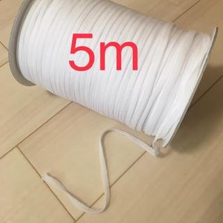 グンゼ(GUNZE)の白 5m グンゼ ウーリースピンテープ(その他)