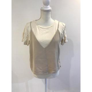 ローリーズファーム(LOWRYS FARM)のLOWRYSFARMローリーズファームトップスセットL(Tシャツ(半袖/袖なし))