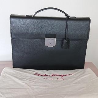 Salvatore Ferragamo - フェラガモ ビジネスバッグ 新品