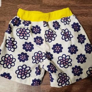 シマムラ(しまむら)のしまむら♡花柄ショートパンツ90サイズ(パンツ/スパッツ)