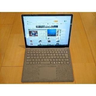 マイクロソフト(Microsoft)のMicrosoft  Surface Laptop i5(ノートPC)