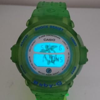 ベビージー(Baby-G)のBaby-G 320 ホヌ グリーン(腕時計)