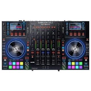 デノン(DENON)のDenon スタンドアローン4デッキDJコントローラー MCX8000(DJコントローラー)