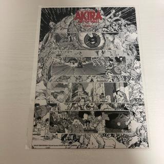 アキラプロダクツ(AKIRA PRODUCTS)のAKIRA ART OF WALL 展覧会記念商品 A4 STICKER SET(その他)