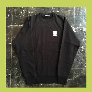 UNDERCOVER - 正規品 本物 アンダーカバー ロゴ スウェット デニム レザー tシャツパーカー